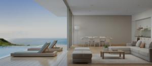 Location villas luxe conciergerie porto-vecchio