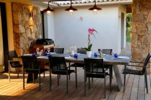 Villa Saint Cyprien Porto-Vecchio en location pour vos soirées en exterieure