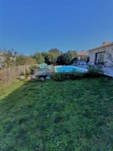 Jardin Conciergerie Salon Location Villa Saint Cyprien Porto-Vecchio